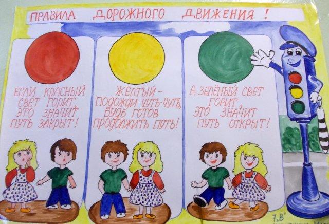 Правила безопасности в начальной школе картинки